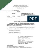Formal Entry - IBP