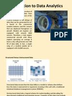 Data Analytics and Hadoop