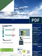 FOT_CG Limitation A320neo_Web Conference