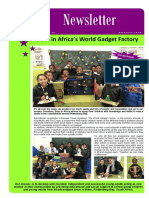 Born in Africa Newsletter August 2019