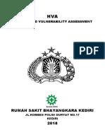 Hazard and Vulnerability Assessment_2018