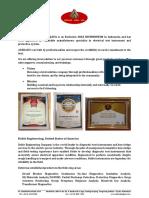 ADEMARO Company Profile