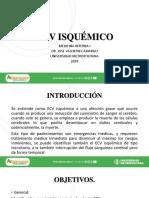 ACV ISQUEMICO 100%
