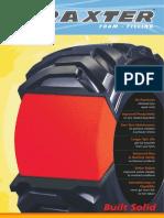 Traxter - Foam Filling Catalogue[59486]