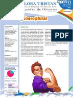 Revista N° 11 El Género en Plural