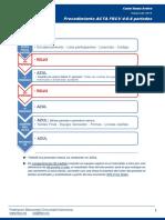 Como Rellenar Un Acta Acta FBCV 4-6-8 Periodos_2