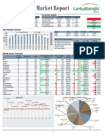 LBSL Weekly Stock Market Report 11 July 2019