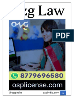 DoT License Consultant - Hot Sites in Operation of International & Domestic Osp by Ozg India