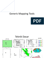 Generic Mapping Tools