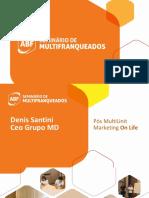 Seminario de Multifranqueados Abf 2019