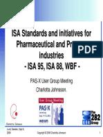 5 ISA-Standards Johnsson
