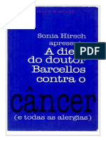 A Dieta do Doutor Barcellos Contra o Cancer   Sonia Hirsch.doc