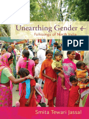 Smita Tewari Jassal Unearthing Gender Folklore Uttar Pradesh Folk Music Gender