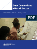 Data Demand and Use Coaching Guide