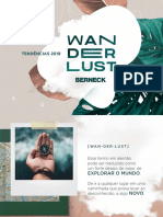Berneck eBook Wanderlust Tendencias Decor 2019