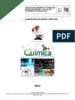 Manual de Laboratorio 2019