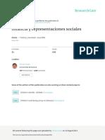 Infancia y Representaciones Sociales