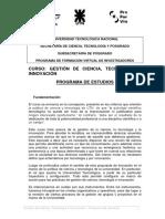 CG Programa