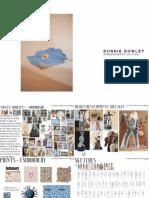 Bonnie Bowley Short Portfolio 2019 Gucci Proj