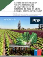 Inia - Produccion de Hortalizas de Hojas Lechuga