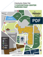 Kentucky State Fair Parking Map