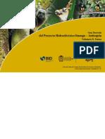 Volumen II. Fauna Del Proyecto Hidroelec