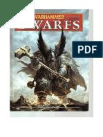 Dwarfs - 8th Edition