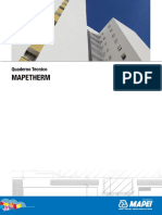Lines Technical Document Mapetherm It