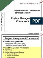 PMP Framework & PR - 3rd Edition