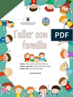 Taller Con La Familia