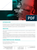 Mercadeo Digital 2018