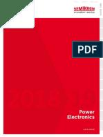 SEMIKRON Product-Catalogue 2018-05-25 en