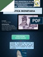 Defensa de Politicas Monetarias y Fiscales-1