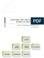 ANATOMY AND HISTOLOGY OF BONES AS STRUCTURES.pptx