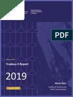 Trudeau II Report
