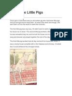The Three Little Pigs