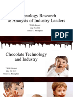 Chocolate Technology & Industry.pptx