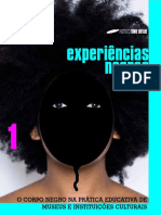 Experiências Negras - vol.1