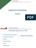 02 - Introdução a Engenharia de Requisitos - Parte 02