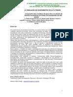 2018 Workspot Analise Operacional de Modelos de Para-raios Artigo