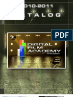Digital film academy Catalog 2011