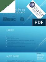 presentación de owasp UDB