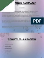 AUTOESTIMA SALUDABLE.ppt