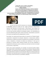 Artigo Sobre Karl Marx
