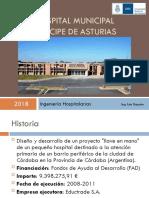 Hospital Municipal Príncipe de Asturias Ih2018