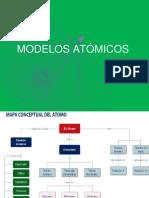 CLASE 2 - MODELOS ATÓMICOS.pptx