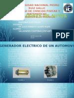 Generadores de Autos