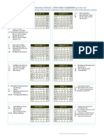 2019 - 2020 one page willow calendar final  1