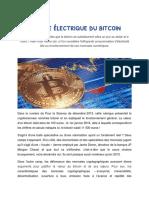 La Locura Electrónica Del Bitcoin