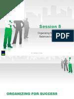 Session 8_ Organizing for Success _ Balanced Scorecard
